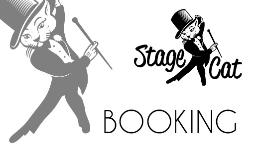 Stagecat Booking
